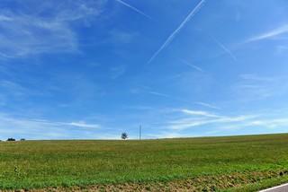 der Himmel über der Eifel