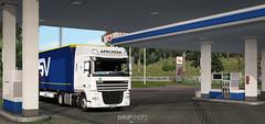 DAF XF105 Arkadia Transport [ETS2] (gripshotz) Tags: arkadia transport daf xf 105 460 krone trailer euro truck simulator ets 2