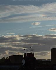 Sundog (Sculptor Lil) Tags: atmosphericoptics sundog weather canon700d london clouds
