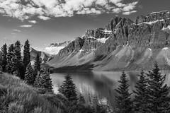 Bow Lake, Icefield Parkway, Jasper (marvhimmel) Tags: general bristishcolumbia montana flatheadlake jaspernationalpark canada
