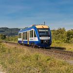 Transdev VT 872 | HEX 21 80595 | Blankenburg (Harz) thumbnail