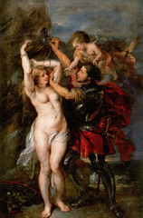 Pieter Raul Rubens - Perseus Releasing Andromeda, 1641 at Velazquez and the Celebration of Painting: The Golden Age in the Museo Dei Prado at National Museum of Western Art Tokyo Japan (mbell1975) Tags: taitōku tōkyōto japan jp pieter raul rubens perseus releasing andromeda 1641 velazquez celebration painting the golden age museo dei prado national museum western art tokyo musée musee muzeum museu musum müze museet finearts fine arts gallery gallerie beauxarts beaux galleria exhibition madrid spain flemish dutch grand masters