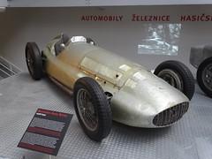 1939 Mercedes-Benz W154 (harry_nl) Tags: česko czechia 2018 praha prague národnítechnickémuzeum museum mercedesbenz w154 grandprix championship rudolfcaracciola