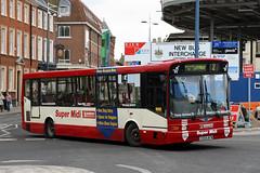 4 T204 AFM (Cumberland Patriot) Tags: warrington borough transport dennis dart slf marshall c39 capital 4 t204afm