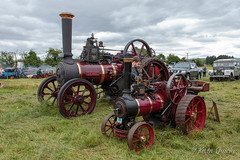Marsworth Steam & Vintage Rally 2018 (leightonian) Tags: buckinghamshire england marsworth uk cars commercial fireengine motorbikes roller stationaryengine steam steamroller tractionengine unitedkingdom gb