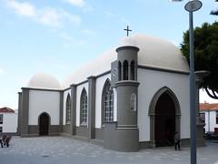 Agulo, Szent Márk-templom (ossian71) Tags: spanyolország spain kanáriszigetek canaryislands lagomera gomera agulo épület building műemlék sightseeing templom church