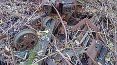 Ruin_30 (Tony Markham) Tags: mine mining coal coalmine coalmining old ruins ruin abandoned disused wollongong illawarra bush bushwalk escarpment