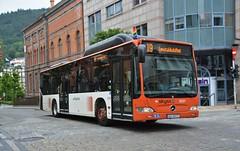 Bergen, Olav Kyrres Gate 10.06.2018 (The STB) Tags: bergen norge norway publictransport citytransport öpnv kollektivtrafikk offentligtransport bus autobus autobús busse buss