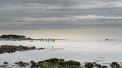 Pastel d'été ,Finistère, Bretagne. (yann2649) Tags: été bretagne bénodet brittany plancheàvoile pastel mer sea seascape borddemer