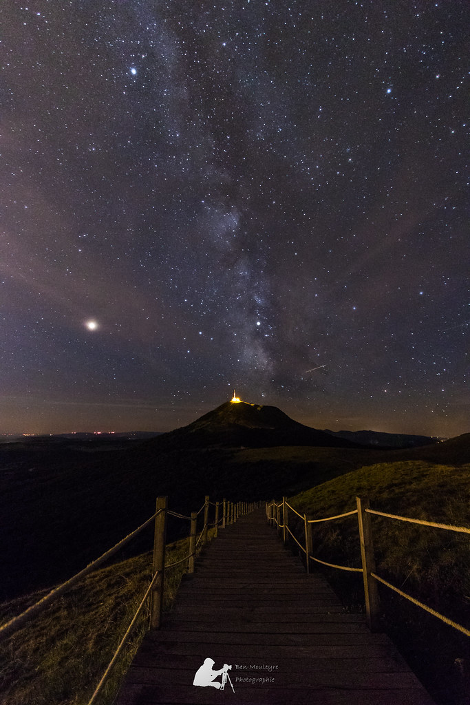 The Worlds Best Photos Of Etoiles And Montagne Flickr