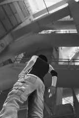 gonna be climbing up the walls (Rakkhive) Tags: mirrorsedge parkour faith rooftops skyscrapper buildings glass architecture screenshots gamephotography screenarchery gedosato
