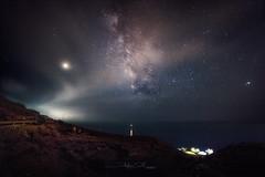 Milky-Way (Stéphane Sélo Photographies) Tags: alméria andalousie cabodegata milkyway parcnaturel pentax phare ricoh sigma1020f456 voielactée voûtecéleste espagne k3ii landscape paysage spain