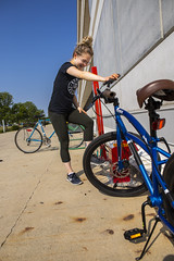 RRC_Sustainability_July 2018-038 (RedRiverCollege) Tags: rrc redrivercollege notredamecampus ndc sustainability electriccar compost bike