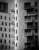 City highrise (Stuart Feurtado) Tags: flat silverefex skyscraper building mono apartment architecture blackandwhite texture monochrome