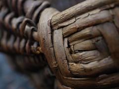 Mystery of the basket (BeMo52) Tags: basket geflecht korb macro makro weave lowkey
