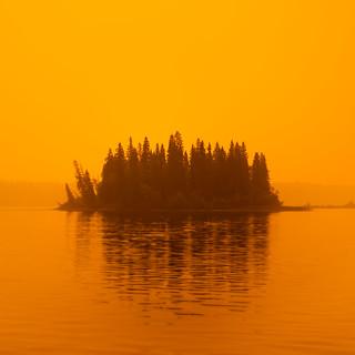Ness Lake Smoke Square