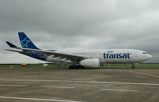 C-GTSR A330 243 Air Transat