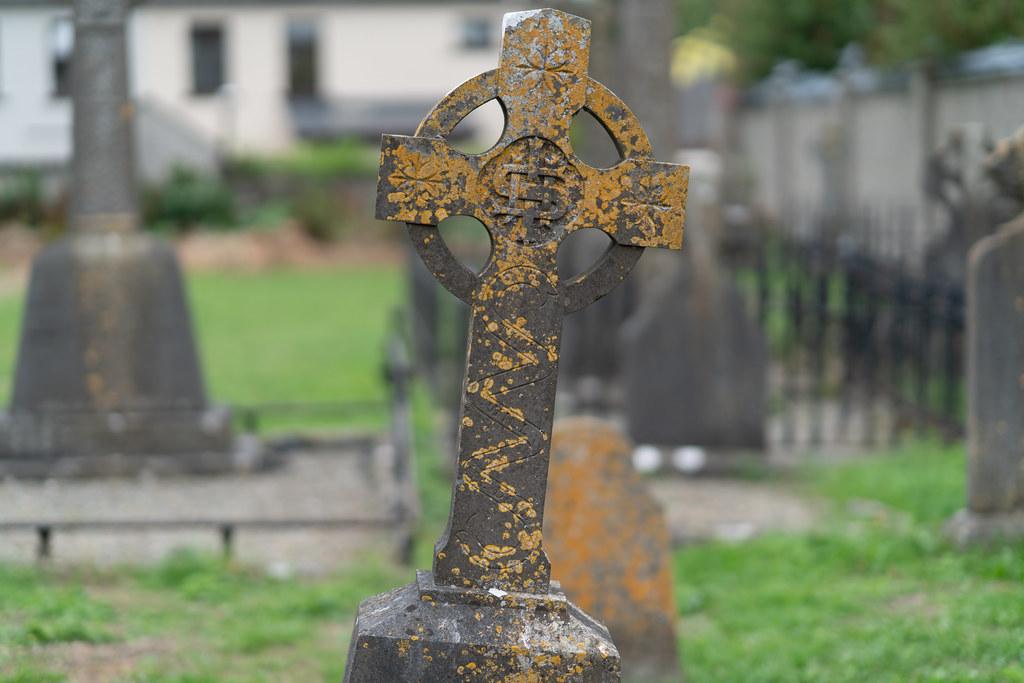 OLD CHURCHYARD KNOWN AS ST. JOHN'S [DUBLIN ROAD KILKENNY]-142906