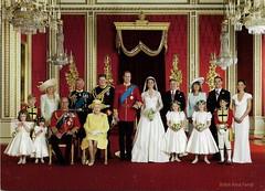 British Royal Family (Lilianasilva1997) Tags: british royal family royalweeding kateandwilliam uk russia