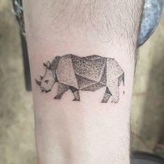 Geometric dot-work r (TattooForAWeek) Tags: geometric dotwork r tattooforaweek temporary tattoos wicker furniture paradise outdoor