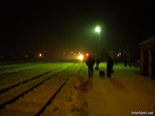 Ніч, Любомль, Волинь, Зима 2012  InterNetri 123