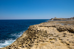 DSCF7367 (chalkie) Tags: gozo malta marsalforn saltpans salt seasalt