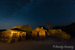040-Keys_Ranch_Night-004 (Beverly Houwing) Tags: keysranch billkeys earlysettlers desert mining barn schoolhouse cabin ranching joshuatreenationalpark desertqueenranch outpost equipment home shed cars cemetery oreprocessing california yuccavalley 29palms night sky stars lightpainting