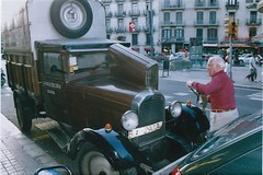 Citroën B14 1924 (TedXopl2009) Tags: b29024 citroën b14 barcelona spain