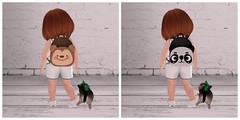 23_TSM Carter Outfit & Grunt Backpack (littleglitterprincess) Tags: seetanindustries grunt boomerang spunkymonkey thimble bento bebemeshbody toddleedoohead toddleedoo izzies wasabipills jian