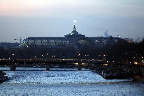 FR11 2308 Le Grand Palais. Paris