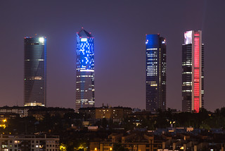 Madrid - 4 Towers