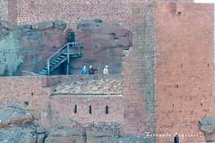 XII Encuentro de grupos de Recreación Medieval Castillo de Peracense (ferezma) Tags: peracense teruel españa esp