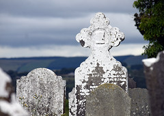 A Nikon in Ireland (DigitalTreeHouseArts) Tags: ireland dunlough countygalway galway church steeple blackandwhite irish irishcross connemara reflection christ duck trees bees flowers floral gravesite grave cemetary pyramid war warmemorial leaf irishmemorial cityscape statue bee dublin