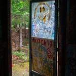 Creepy Door at the Covewood Community Center thumbnail