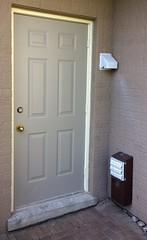 fresh paint (1) (Ange 29) Tags: garage doors paint nokia lumia 1020 king township canada