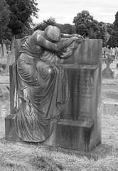 The grave of Herbert Scott (IanAWood) Tags: bringoutthedead cemeteryclub citiesofthedead graveyards headstonehunting lbofrichmond londonsdead londonsnecropolis londonsvictoriancemeteries nikkorafs58mmf14g nikondf twickenham twickenhamburialboard twickenhamcemetery walkingamongstthedead walkingwithmynikon