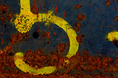 1Y2A1425 (Glassholic) Tags: rust color abstract rouille abstrait