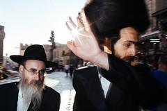 "Do not mess with orthodox jews (Guido Caltabiano www.guidocaltabiano.com) Tags: jews orthodox orthodoxjews jerusalem israel canon 35mm streetphotography fullfrontalflash 5dmarkiv flash flashphotography palestine gerusalemme ""middle east"" shabbat"