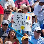 Simona Halep Fans