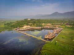 INL-0046 (Kwakc) Tags: shan myanmarburma mm inle lake travelphoto aerial photo inlelake