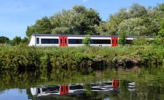 GA Reflection (R~P~M) Tags: train railway dmu diesel multipleunit turbostar 170 abellio greateranglia river yare norwich norfolk england uk unitedkingdom greatbritain