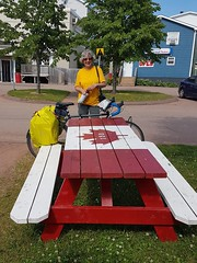 Day 2 - Alberton (Bobcatnorth) Tags: princeedwardisland canada summer 2018 pei cycling bicycle touring bicycletouring camping sightseeing