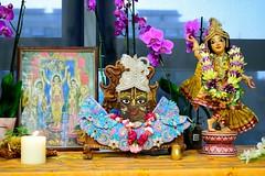 King's Cross, London - July, 2018 (Janardan das) Tags: bvmadhavamaharaja madhavamaharaja harekrishna harekrsna bhakti bhaktiyoga devotion devotees deities spirituality people culture life