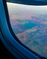 Looking Down on the Columbia River From Almost 23,000 Feet (AvgeekJoe) Tags: iflyalaska aerialphotograph alaskaair alaskaairlines bombardierdhc8402q bombardierdash8400 bombardierdash8q402 bombardierq400 d5300 dhc8402q dslr dash8 dehavillandcanadadhc8402qdash8 horizonair n446qx nikon nikond5300 propliners q400 aerial aerialphoto aerialphotography aircraft airplane aviation plane propliner turboprop