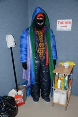 Slave Chaerwomen (Warm Clothes Fetish) Tags: slave chaerwomen sweat warm hot coat fur fleece boots hijab niqab hat torture girl maid apron toilet anorak