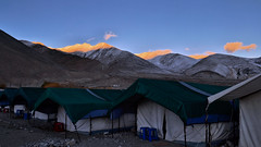 Pangong Tso at Sunrise (pallab seth) Tags: morning camping dawn pangongtso lake landscape panorama photo leh ladakh india travel tour nature himalayas mountain campsite photography sunrise colour indianlandscapephotography