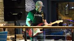 DSC_0058 (richardclarkephotos) Tags: lix n stix richard clarke photos richardclarkephotos dylan smith boathouse bradford avon wiltshire uk guitar bass drums