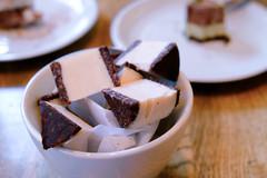 Raw vegan cheesecake dessert (ella.o) Tags: raw rawdessert rawfood chocolate cheesecake cheese sweet