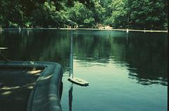 pondboat (pberry3370) Tags: film retrochrome fpp photography podcast nikon nikonfe2 dog aussie slidefilm nyc newyork centralpark