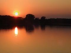 Coucher de soleil sur l'étang de Gondrexange (opa guy) Tags: continentsetpays etangdegondrexange europe france gondrexange grandest lorraine moselle soleil coucherdesoleil étang